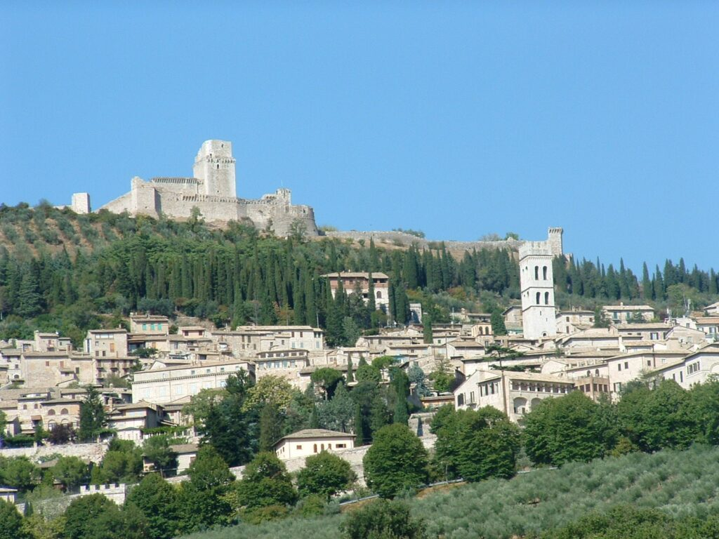Town of Assisi
