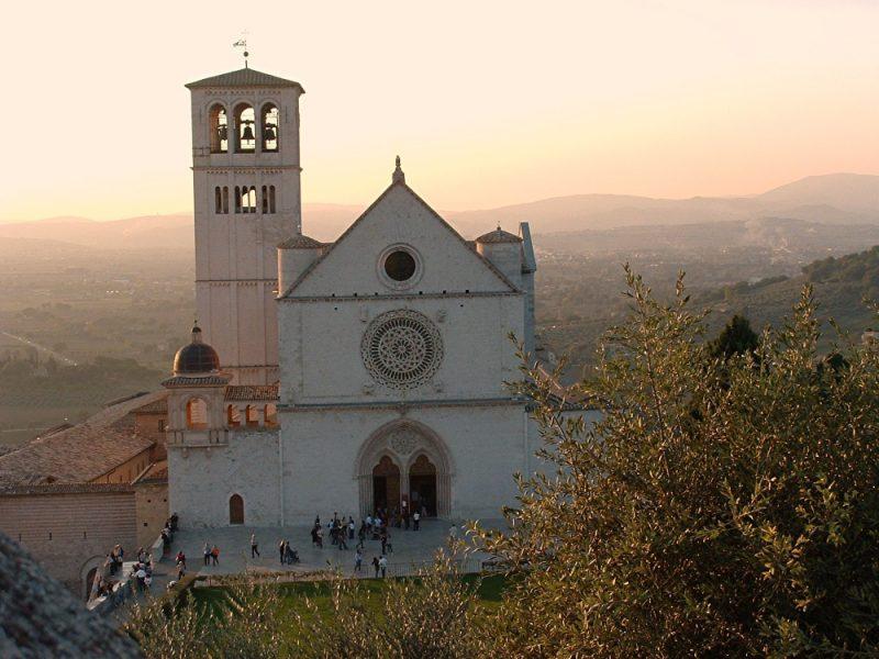 H.franciscus-Basiliek Assisi