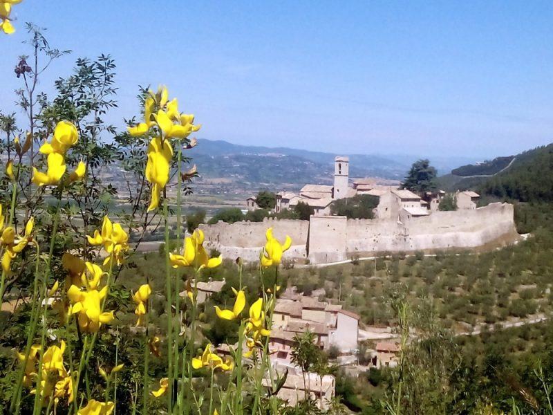 campello alto gourmet Umbria
