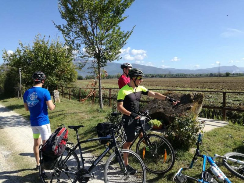 Pista ciclebile Assisi-Spoleto