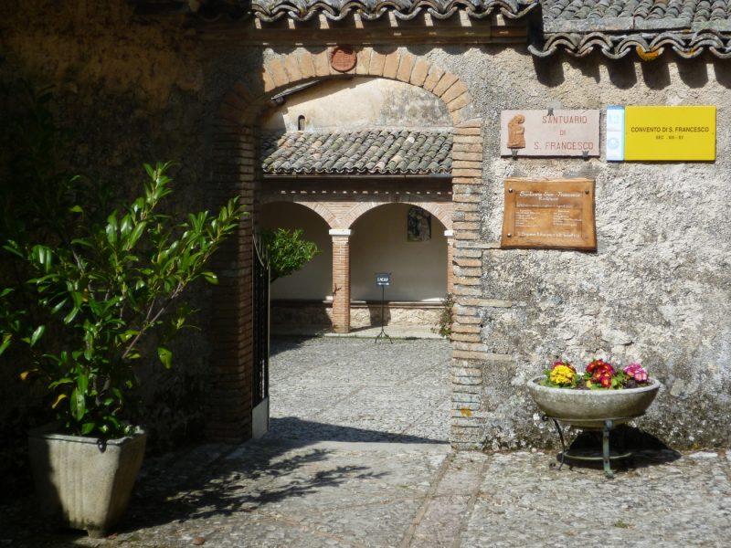 Monastero San Francesco Monteluco