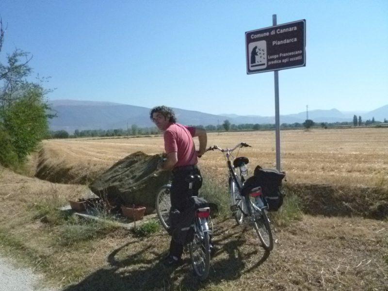 Piandarca in Cannara