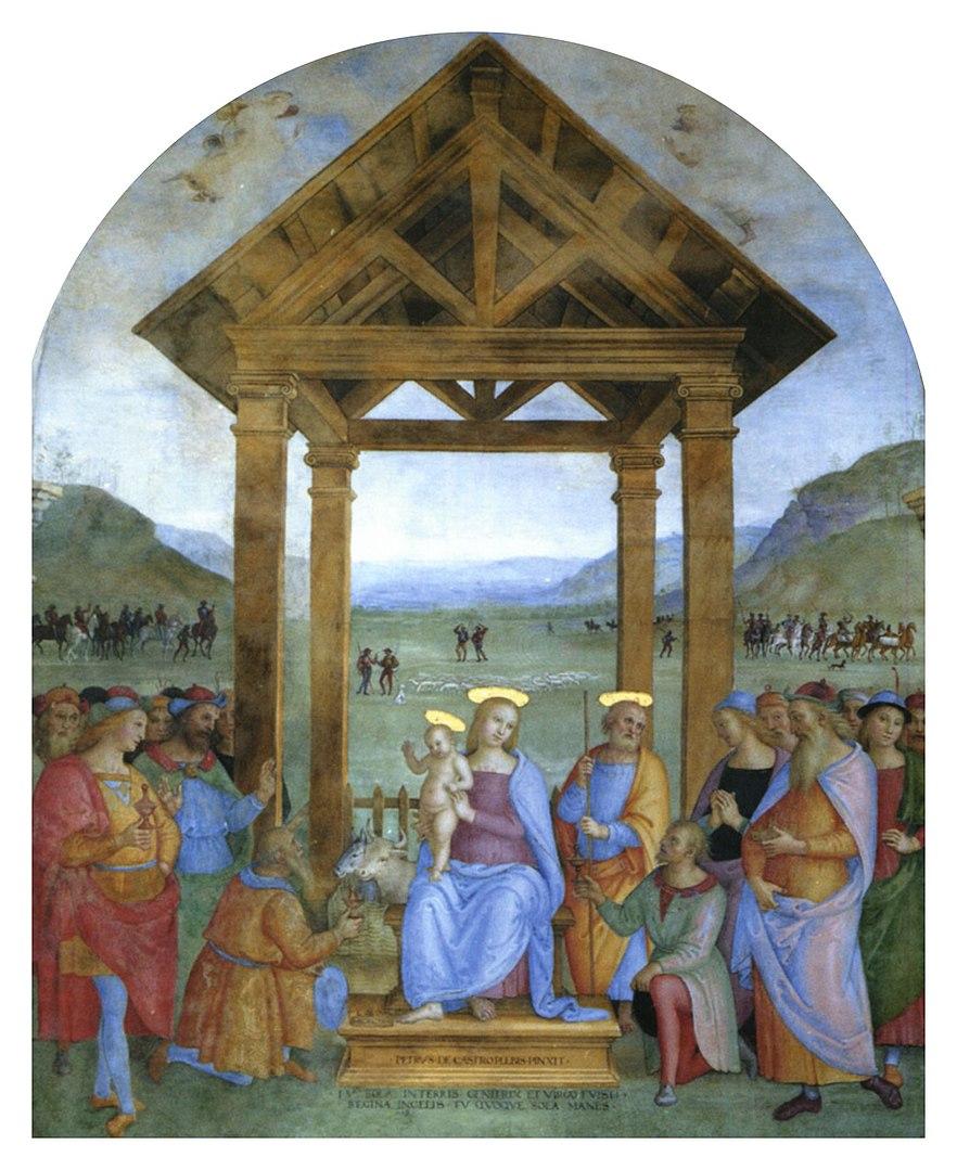 Work of Perugino