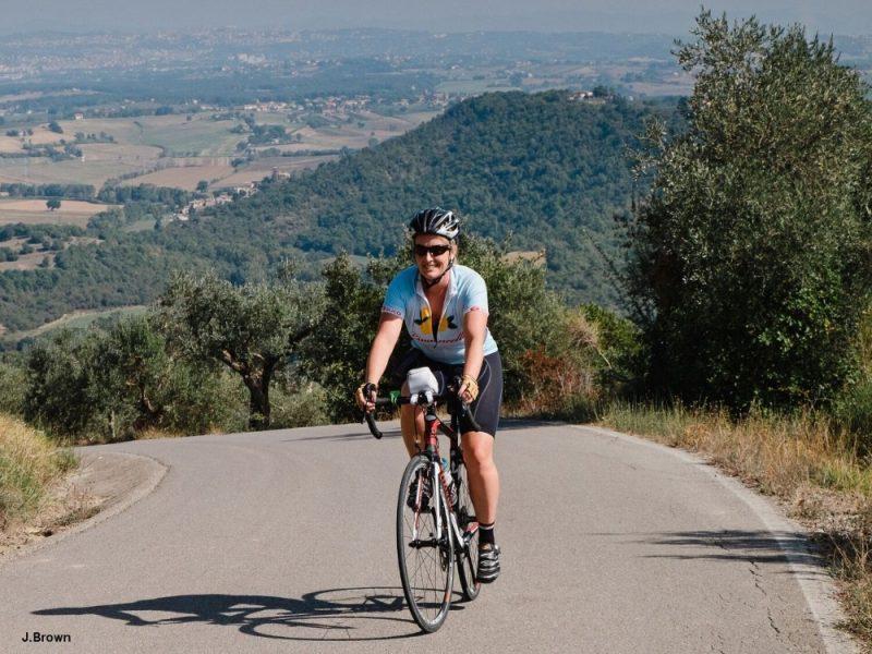 road biker Umbria