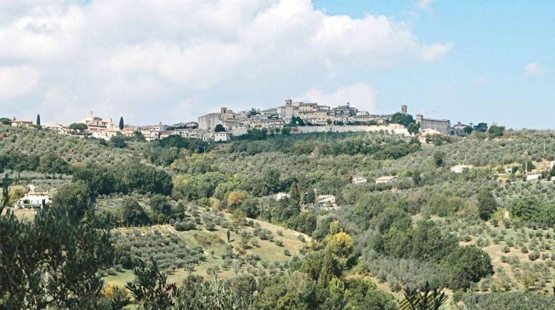 Cortona in Toscana