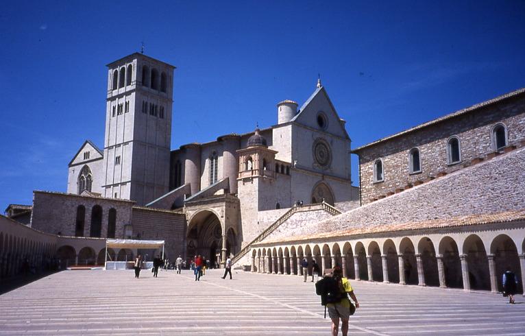 Basilica di San Francesco Assisi