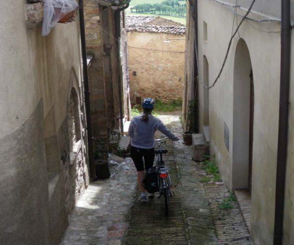 street of Spello