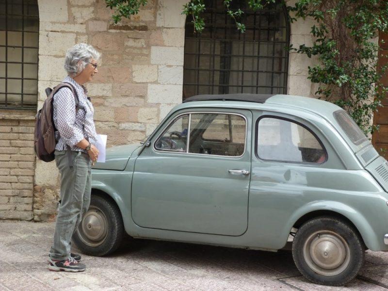 Cinquecento in Assisi