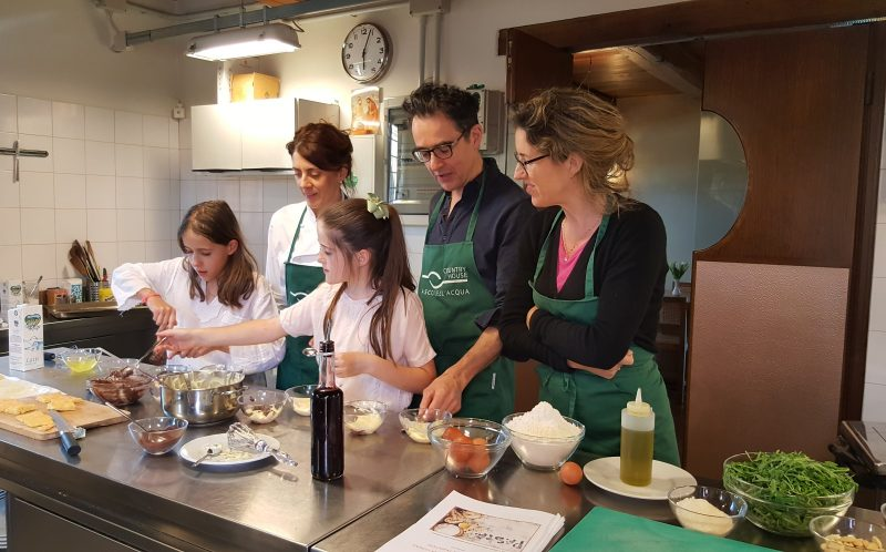 Cooking class Trevi
