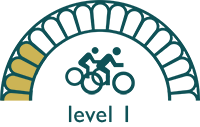 cycling level 1