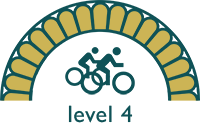 cycling level 4