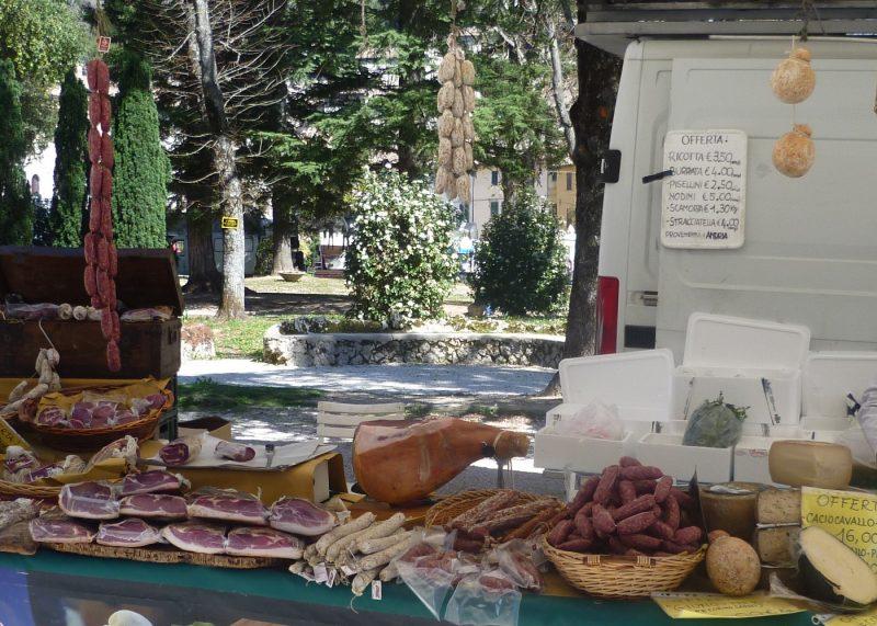 delicious Umbria
