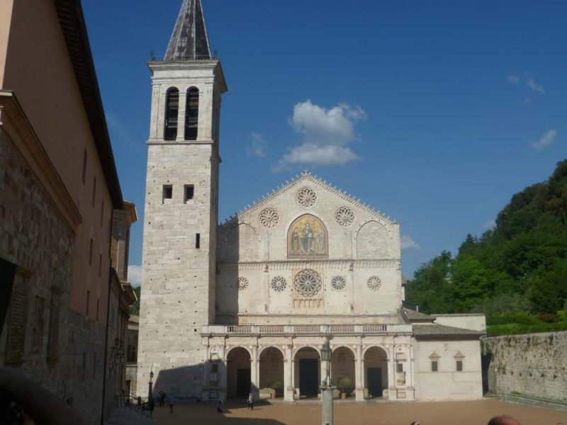 duomo of Spoleto