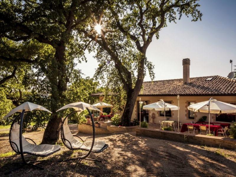 Wijnproeverij Assisi
